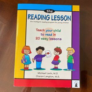 The Reading Lesson - Teach Your Child to Read